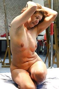 Sexy Granny Asian 2