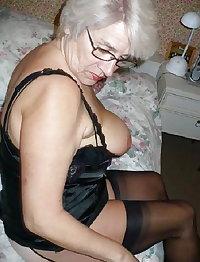 Hot grannys big tits