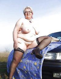 Grannys outdoors