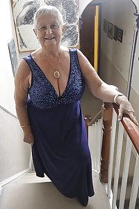granny hot clothed