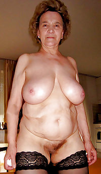 Horny older women 3.