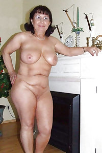 Horny older women 3.