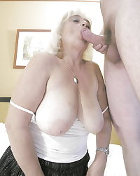 Grannies who love sucking cock