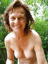Nice granny lady