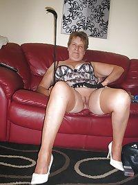More femdom granny