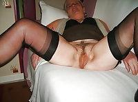 Granny's in stockings again