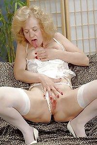 Lovely granny Elsie