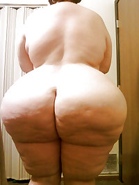 Bbw granny perfect phat butt