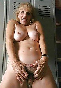 Granny kinky