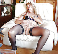 sexy 44 yr old blonde italian