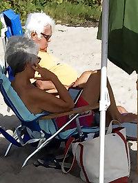Beach Grannies