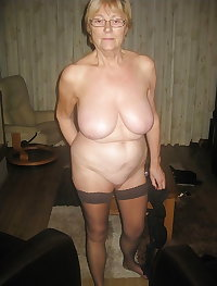 GRANNY AND MATURE MIX hot 5