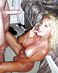 Grandma still knows what to do with a stiff dick