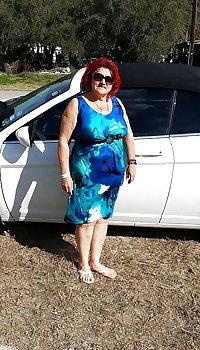 Christina Mature Latina Granny Milf