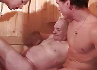 322.(#grandpa #old man #mature)