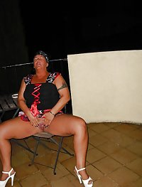 Matures of all shapes and sizes hairy and shaved 300