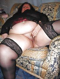 Mature BBWs In Stockings 48