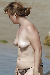 Matures at the beach