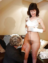 Matire pantyhose from Jimmy 9