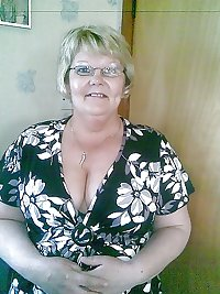 Various granny mature bbw busty clothes lingerie