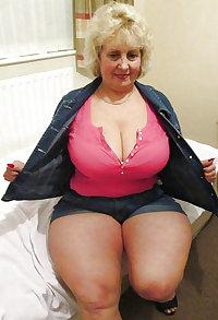 OMG Sexy Matures & Granny & BBW MIX
