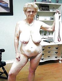 Grab a granny 161
