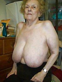 Big Tits Grannies