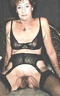 Grannies, Grandma, Old Ladies in Sexy Lingerie