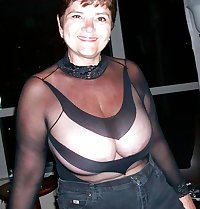 Mature and Granny Big and Huge Tits
