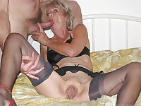 Cock sucking grannies matures milfs 1
