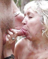 Cock sucking grannies matures milfs 1
