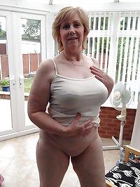 Karen sexy mature granny