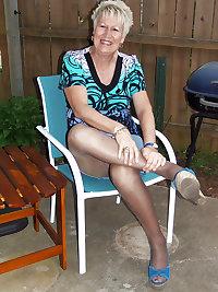 Grannies matures and milfs upskirt 8