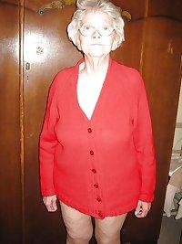 sheila 80 year old slut granny from uk