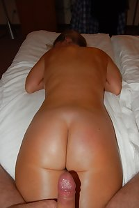 Pretty horny older housewife