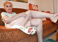 Grannies, Matures, Hairy Pussies 18