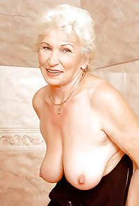 73 year old grandma Maria from OlderWomanFun