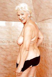 73 year old grandma Maria from OlderWomanFun