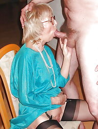 Sucking Granny