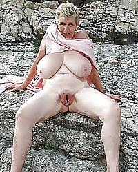 Nude Oldies