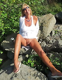 Old And New Of Nudist Stephanie