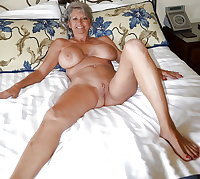 Granny Gash GILF's - 63 by JH