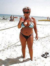 Busty hot Granny