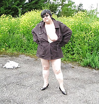 Horny bbw grandma 2.