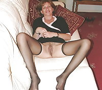 Matures and Grannies Stockings Whores Fuckholes 2