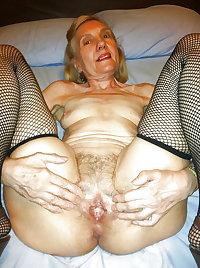 Matures and Grannies Stockings Whores Fuckholes 2