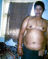 Indian Plumper Granny - Indian Grannies nude