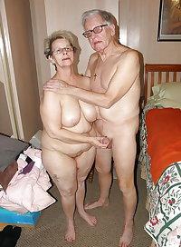 Pics granny naked Naked Older