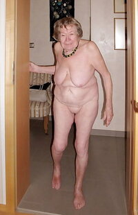 Fuck granny nude photo hottest topless